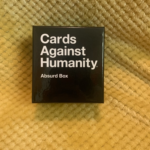 cards against humanity box